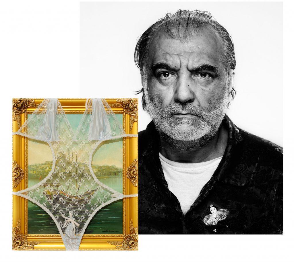 Jusuf Hadžifejzović, conceptual artist