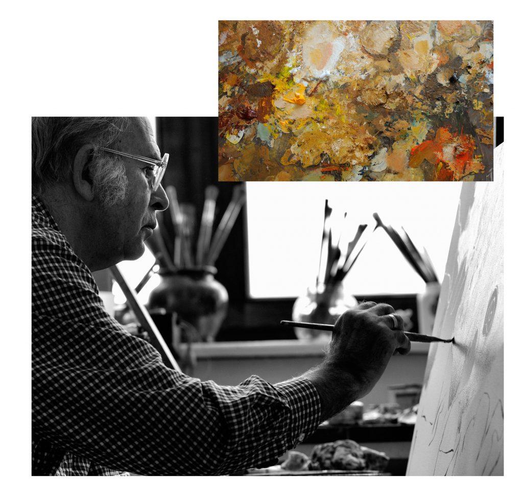 Mehmed Zaimović, painter