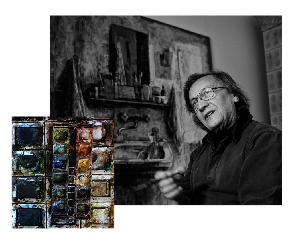 Safet Zec, painter